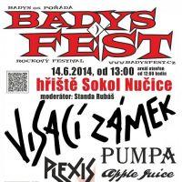 BADYS FEST 2014 & Visáči vs. Plexis!