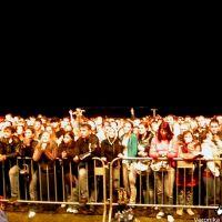 Cibula Fest 2012: Zpívání v dešti