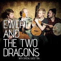 Estonští indie-rockeři Ewert and The Two Dragons oznamují zcela první koncert v Praze!
