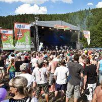 Festival Hrady CZ se po Točníku přesouvá na vodní hrad Švihov