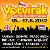 Festival Votvírák má hudební program již téměř kompletní!