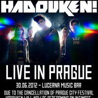 Hadouken vystoupí v Praze!