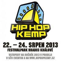 Hip Hop Kemp 2013 - 'Til Infinity a lineup se opět prodlužuje!