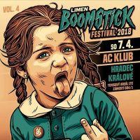 Hvězdně nabitý Limen Boomstick Festival 2018 už za týden!