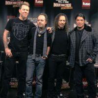 Metallica zahalí Prahu do černa
