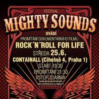 Premiéra dokumentárního filmu o festivalu Mighty Sounds