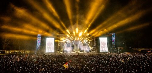 Rock for People 2016 zakončili Massive Attack!