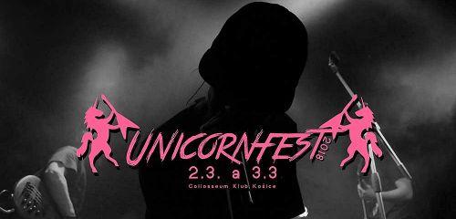 Unicornfest 2018 už tento víkend!