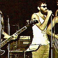 Visací zámek – začátky kapely
