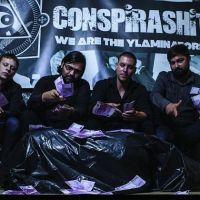 Všetko podstatné o kapele Conspirashit v rozhovore!