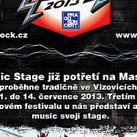 Alfedus music zve na Masters of Rock a NewCastles!