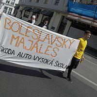 Boleslavský Majáles 2017