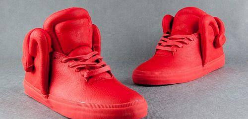 Supra Falcon RED/RED - NEW!