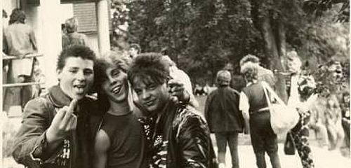 PUNK PŘED ROKEM 1989