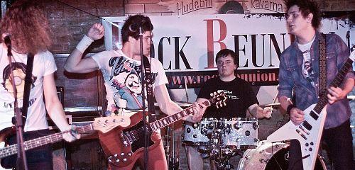 rozhovor s Rock Reunion