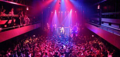 CLUB & SODA - nová dvoupatrová párty v Chapeau rouge