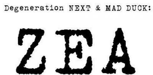 Degeneration NEXT session