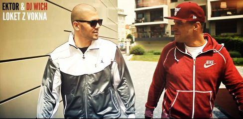 Ektor & DJ Wich na společné desce? Další z řady úspěšných spoluprácí!