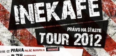 Iné Kafe a jejich Tour 2012!