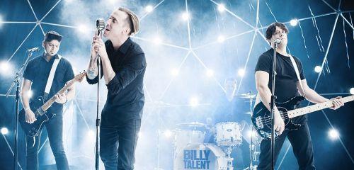 Kanadská punk-rocková skupina Billy Talent vystoupí v létě v Olomouci