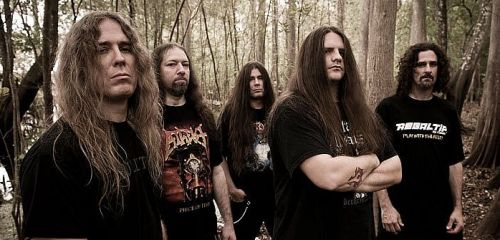 Očekávaný dýchánek fanoušků deathmetalu? Masakr s Cannibal Corpse v Meet Factory
