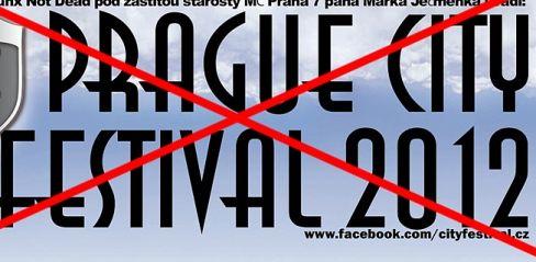 PRAGUE CITY FESTIVAL SE NEUSKUTEČNÍ