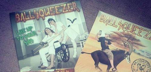 Recenzia albumu Live up to your sins od kapely Ballsqueezer!