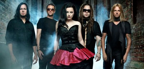 Rockeři letos plesají. Vždyť i Rock for People přiváží legendy jako Evanescence!