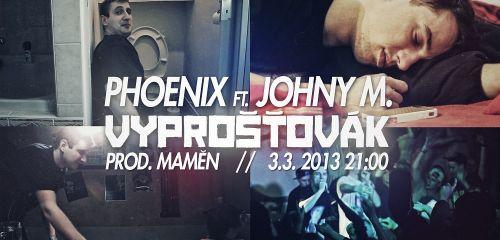 Phoenix a Johny Machette nám posílají Vyprošťovák!
